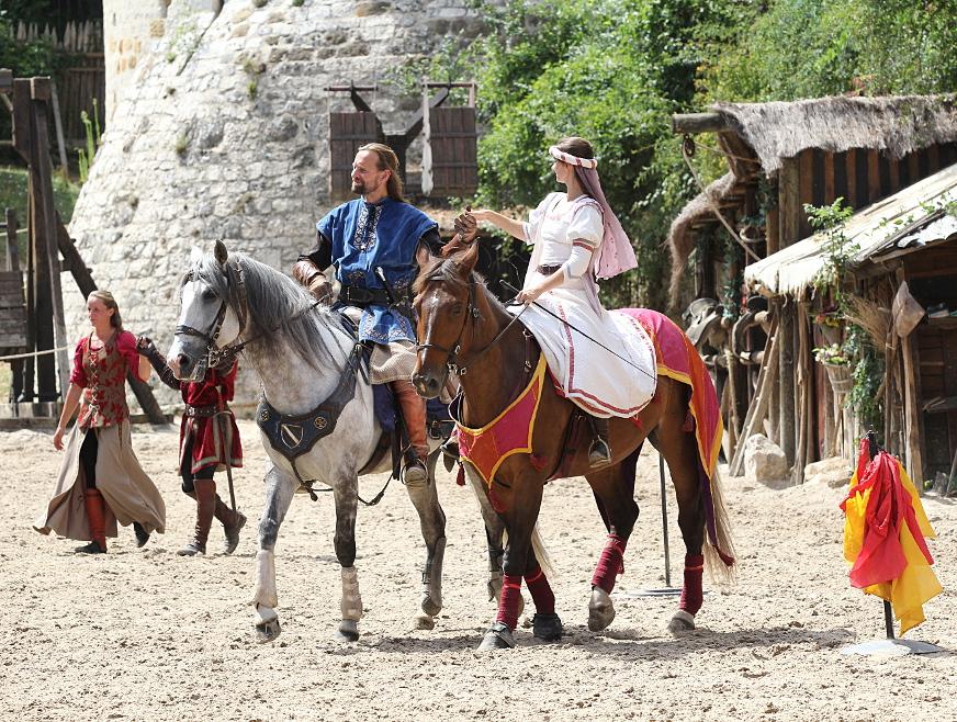 La Légende des Chevaliers, spectacle historique de Provins