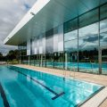 Water pool and aquatic centre in Provins region