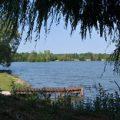Pêche à l'étang des Sécherons, à Châtenay-sur-Seine, proche de Provins