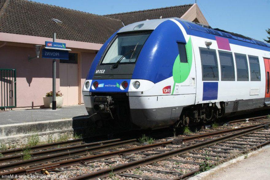 Venir en train à Provins Tourisme entre Bassée, Montois et Morin