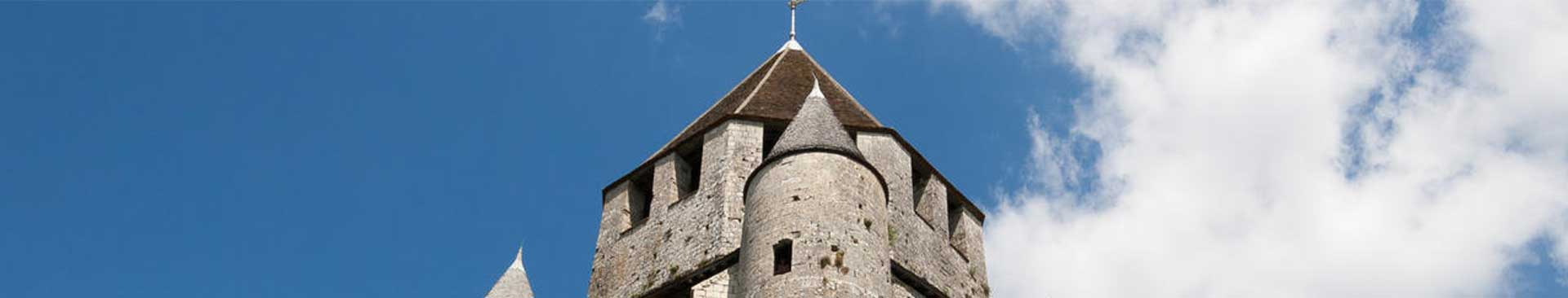 The Medieval town of Provins and its region