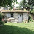 Le Point du Jour Garden, in the village of Verdelot close to Provins
