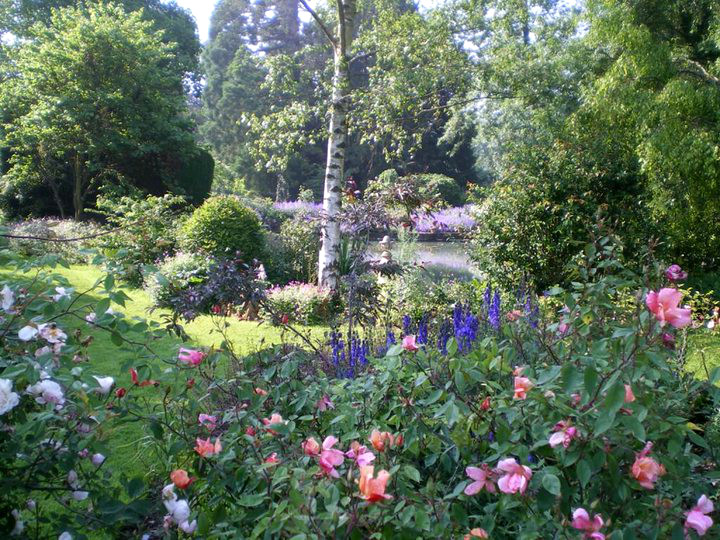 The Gardens of Viels-Maisons, close to Provins