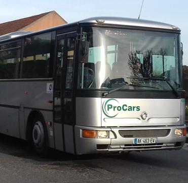 Venir en bus à Provins Tourisme entre Bassée, Montois et Morin