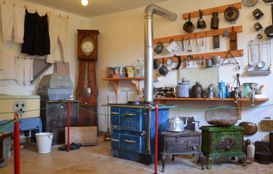 Musée du Bassée-Montois, à Luisetaines proche de Provins