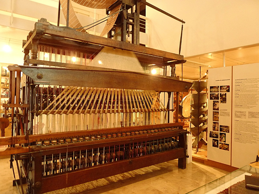 Musée de la Seine-et-Marne, à Saint-Cyr-sur-Morin proche de Provins