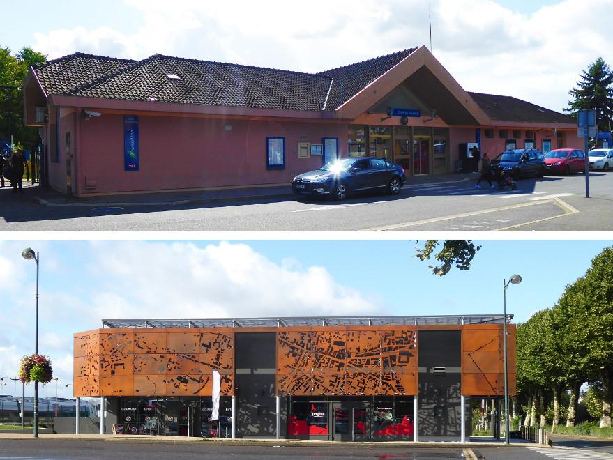 Espace d'information de la Gare SNCF de Provins