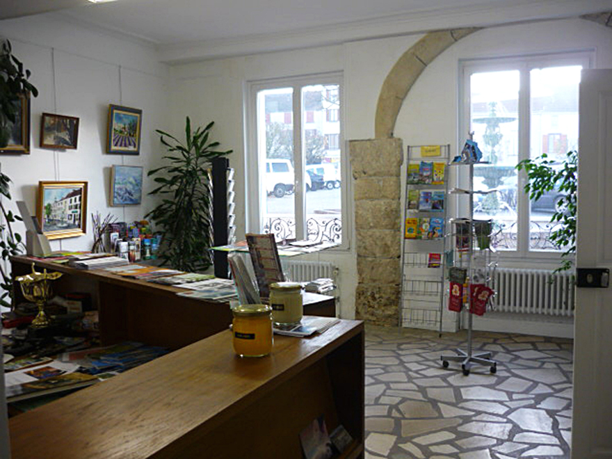 Office de Tourisme de Rebais