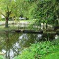 Pêche au Parc de l'Alleu, à Quiers proche de Provins