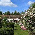 The Provins Rose Garden