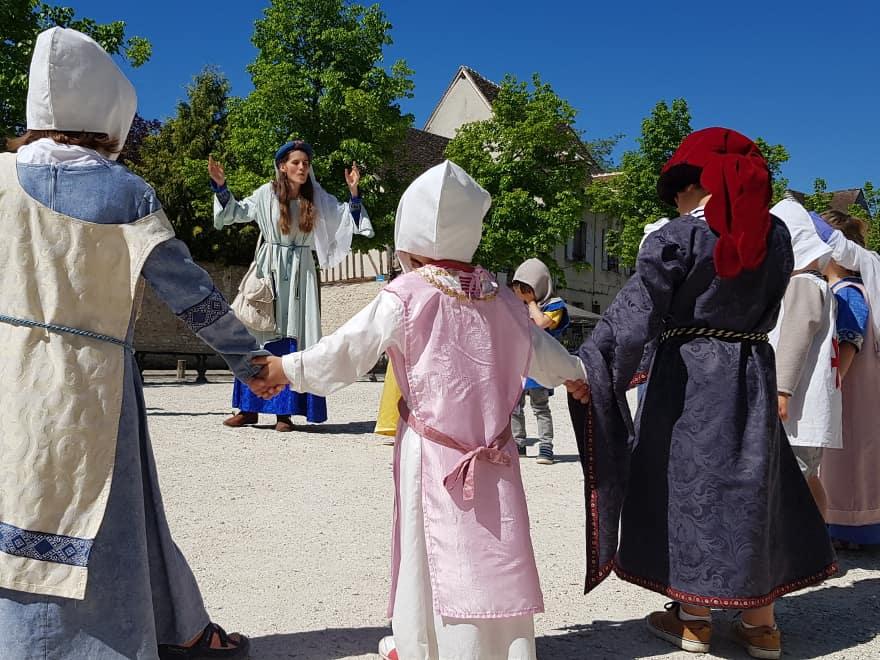 Sortie scolaire et centre de loisirs, à Provins Tourisme entre Bassée, Montois et Morin
