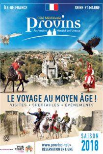 Brochure doc d'appel de Provins en Français