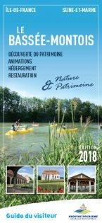 Brochure Guide du Visiteur du Bassée-Montois