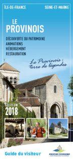 Brochure Guide du Visiteur du Provinois