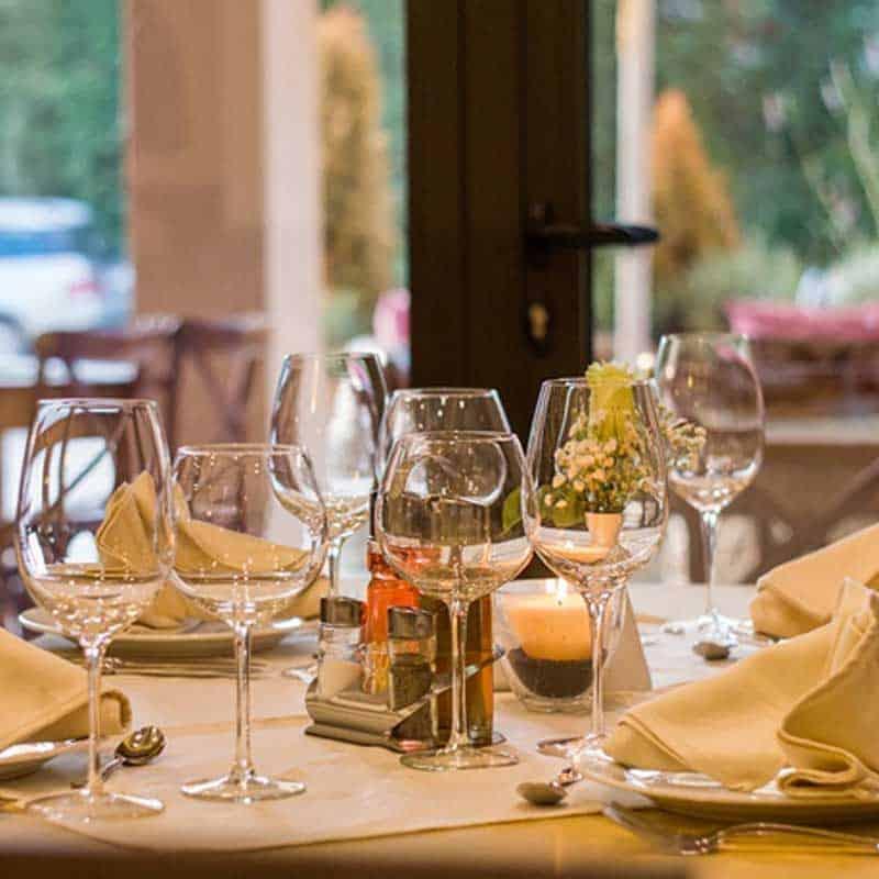 Restaurants à Provins et dans sa région