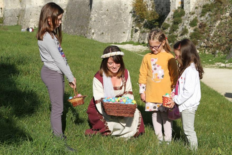 Week-end de Pâques à Provins et dans sa région