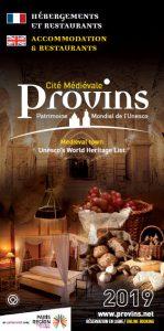 Hébergements et Restaurants de Provins
