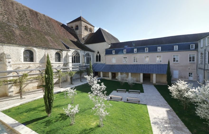 The Saint-Ayoul Priory of Provins