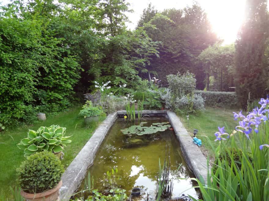 Le Jardin à six Mains, à Villenauxe-la-Petite, proche de Provins