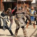 The Legend of the Knights, medieval show in Provins