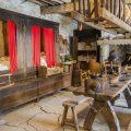 Vie d'Autrefois Museum, in Les Ormes-sur-Voulzie close to Provins
