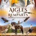 Les Aigles des Remparts, spectacle médiéval à Provins