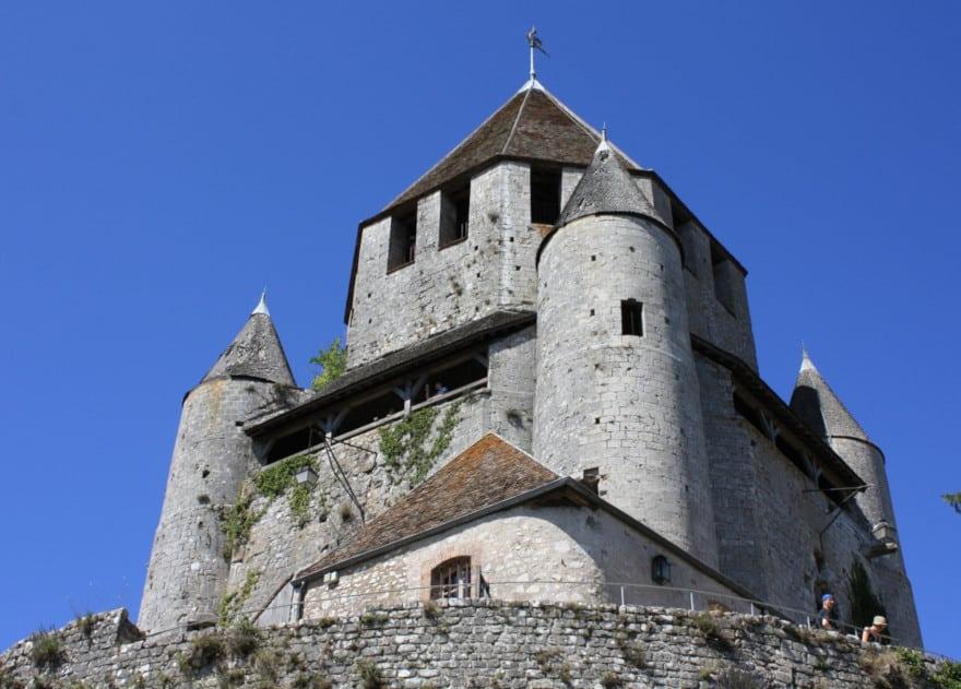 La Tour César, monument de la cité médiévale de Provins