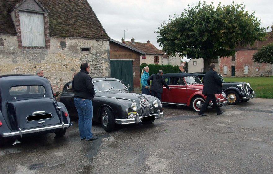 Auto Passion Légende, location de voiture de collection, proche de Provins