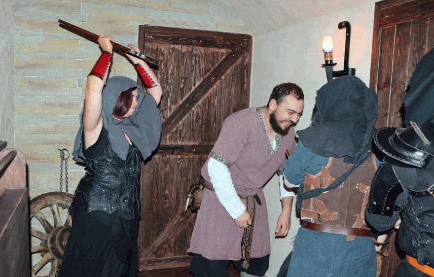 Universcape, escape game in Provins