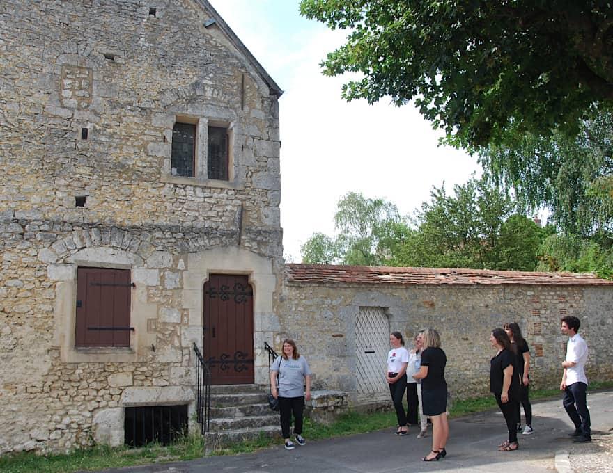 Visite guidée pédestre de Provins, Ville de Foire Médiévale