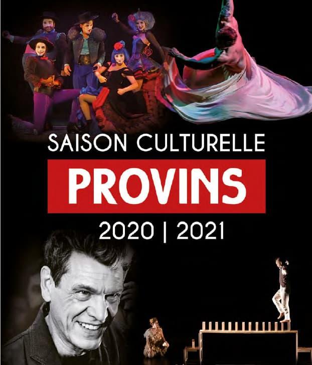 Programme 2020-2021 du Centre Culturel de Provins