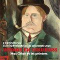 """Exposition """"Voyage en Couleurs - Mac Orlan et les peintres"""", au Musée de la Seine-et-Marne, à Saint-Cyr-sur-Morin proche de Provins"""