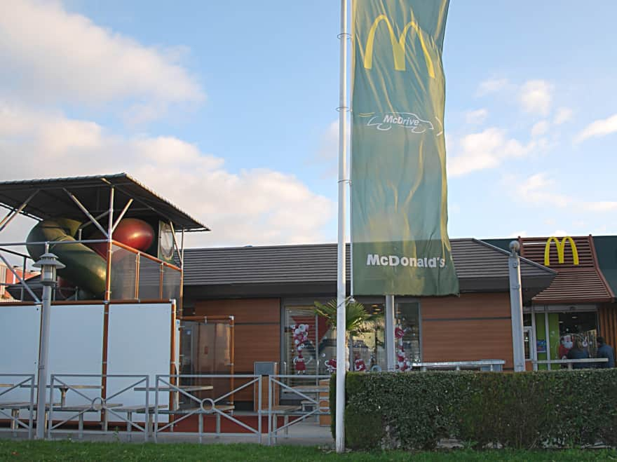 Restaurant Mc Donald's de Provins