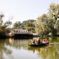 Pêche au Domaine des Etangs de la Bassée, à Gravon proche de Provins