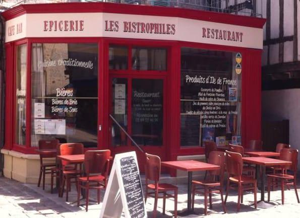 Les Bistrophiles, restaurant à Provins