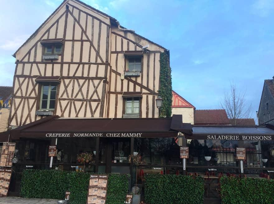 Chez Mammy, restaurant à Provins