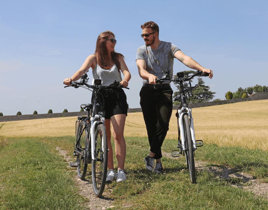 Escapade nature à vélo dans les Vallées des 2 Morin