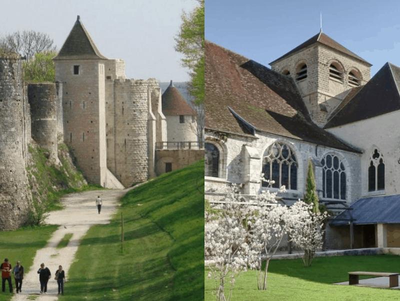 Escapades dans la cité médiévale de Provins