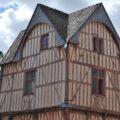 La maison aux 4 pignons à Provins