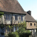 Maisons à colombages à Provins