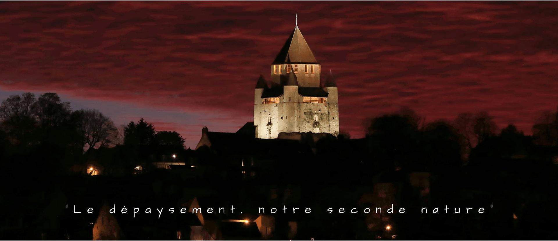 La cité médiévale de Provins, Patrimoine Mondial Unesco
