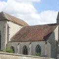 Eglise Saint-Martin et butte de Doue, Village de Caractère dans les Vallées des 2 Morin, région de Provins