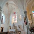 Eglise Saint-Martin de Sourdun, dans le Provinois, région de Provins