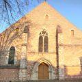 L'église Saint-Denis de Beton-Bazoches, proche de Provins