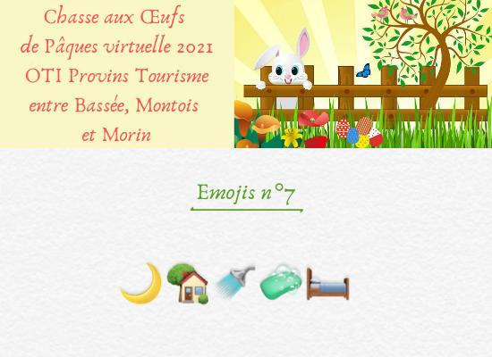 Chasse aux œufs de Pâques de Provins 2021