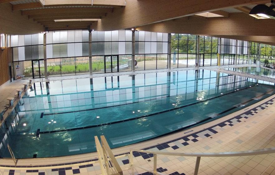 Centre aquatique du Provinois, à Provins