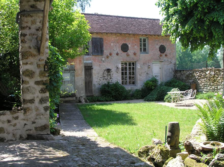 Saint-Cyr-sur-Morin, Village de Caractère dans les Vallées des 2 Morin, proche de Provins