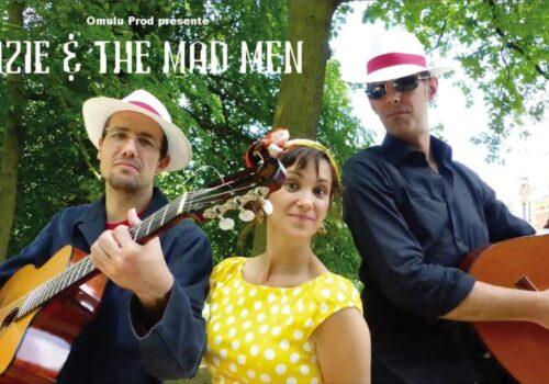 Concert au Jardin, jazz swing à Gurcy-le-Châtel, proche de Provins