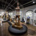 Exposition au Musée de la Seine-et-Marne, à Saint-Cyr-sur-Morin proche de Provins