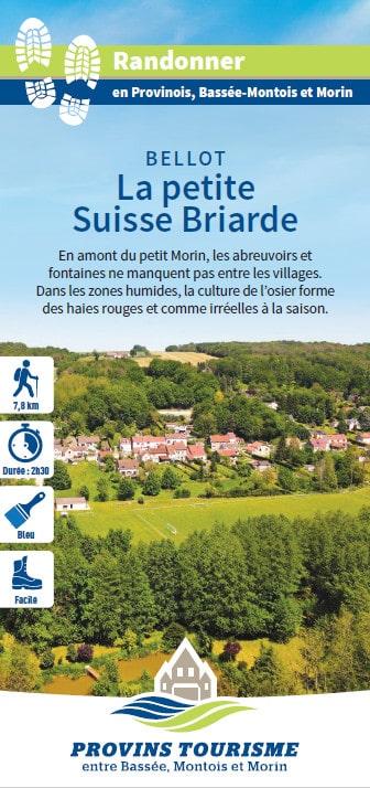 La petite Suisse Briarde, randonnée pédestre dans la Vallée des 2 Morin, région de Provins